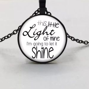 Jewelry - Let It Shine Necklace